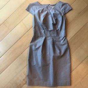 Banana Republic Cap Sleeve Suiting Dress - sz 4